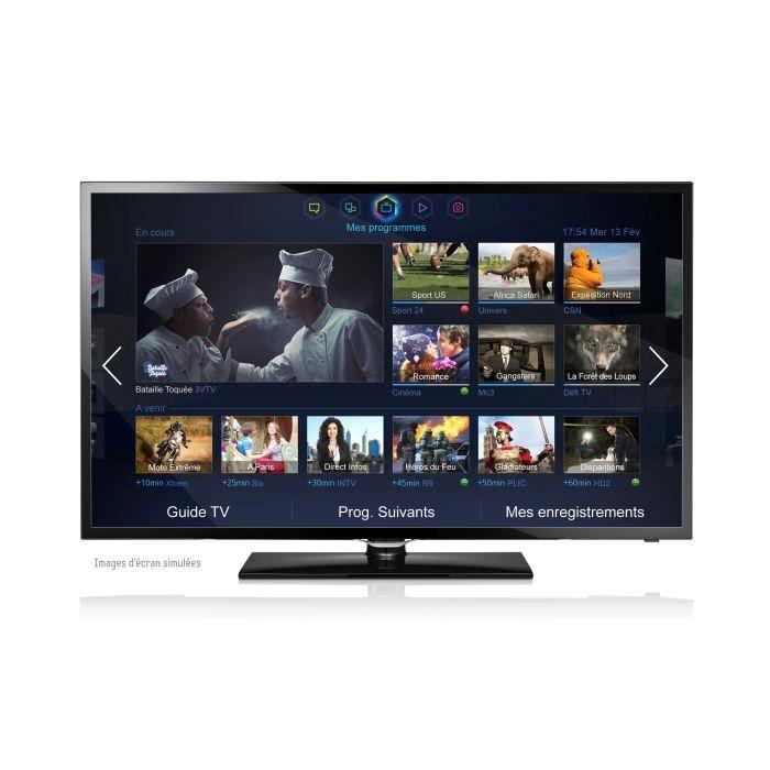 samsung ue32f5300 smart tv 81 cm t l viseur led prix. Black Bedroom Furniture Sets. Home Design Ideas