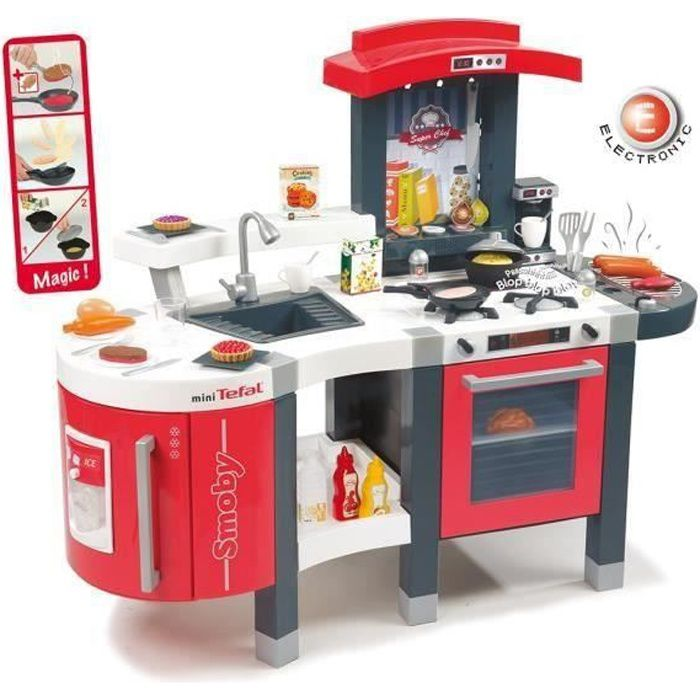 Tefal cuisine super chef for Cuisine tefal