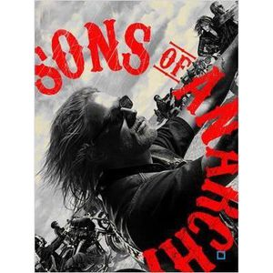 DVD Sons of anarchy s4 - coffret 4dvd