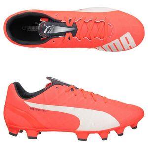 CHAUSSURES DE FOOTBALL PUMA Chaussures Football EvoSpeed 4.4 FG Homme