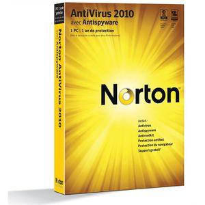 Symantec Norton Antivirus 2010