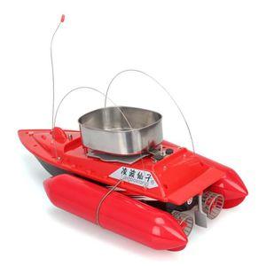 BARQUE DE PÊCHE Ilov Mini Bateau de pêche de RC hameçon Anti herbe