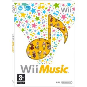 JEUX WII Wii Music (Nintendo Wii) [UK IMPORT]
