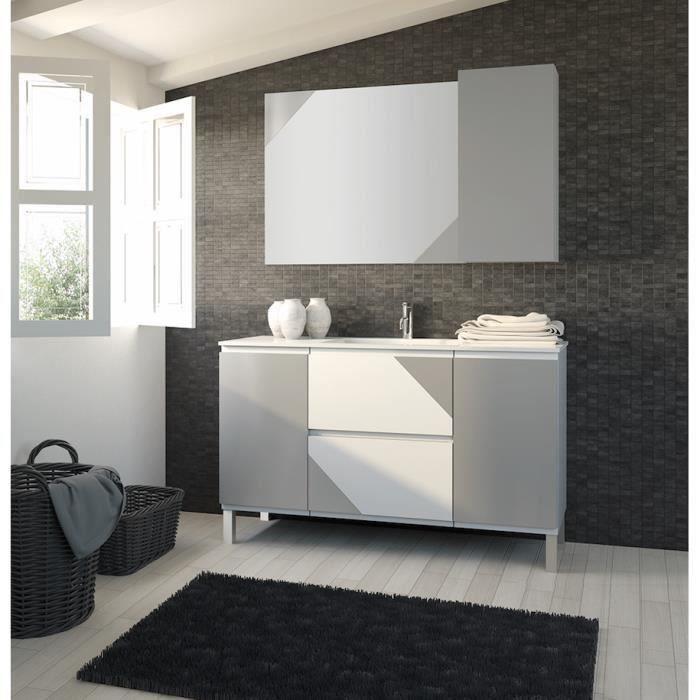 s5025 salle de bains compl te achat vente salle de. Black Bedroom Furniture Sets. Home Design Ideas