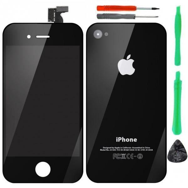 kit cran lcd iphone 4s vitre arri re outils achat pi ce t l phone pas cher avis et. Black Bedroom Furniture Sets. Home Design Ideas