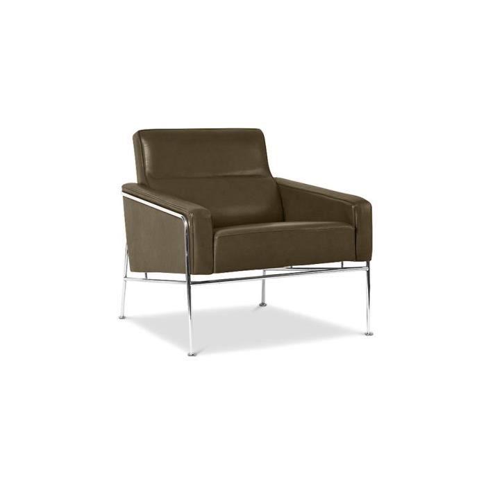 Fauteuil de salon design 3300 easy chair inspir achat vente fauteuil fau - Fauteuil de salon design ...