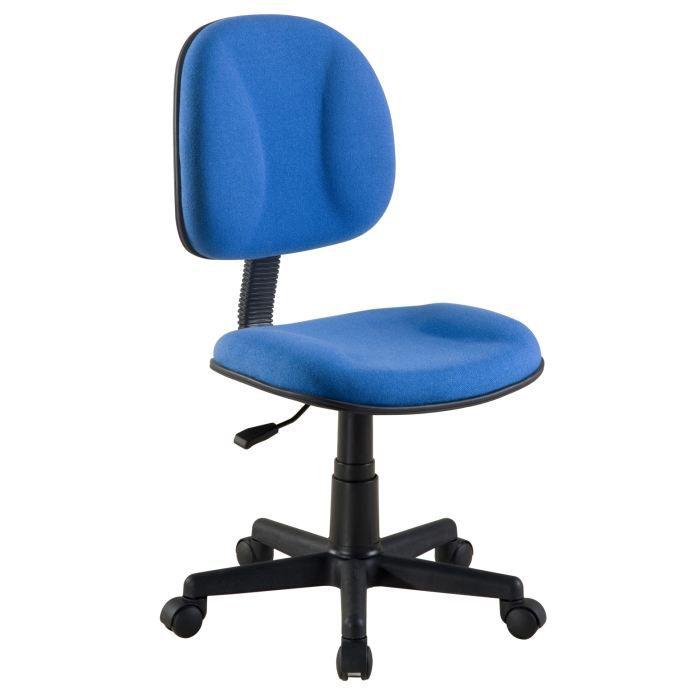 chaise de bureau swithome toscani bleu achat vente chaise de bureau cdiscount. Black Bedroom Furniture Sets. Home Design Ideas