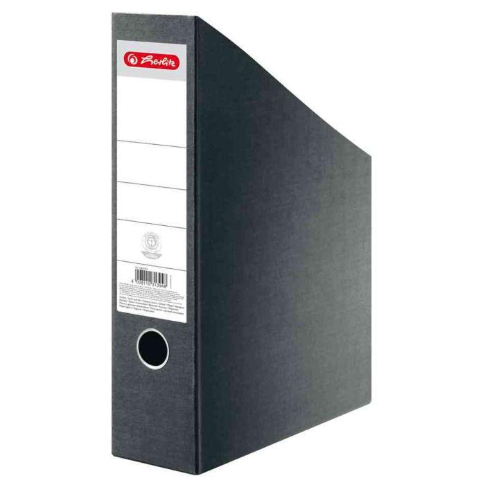 Porte revues format a4 carton dur rc noir achat for Format porte