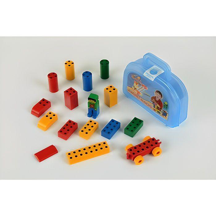 Blocs De Construction Magn Tiques Manetico 4009847006301 Achat Vente Assemblage