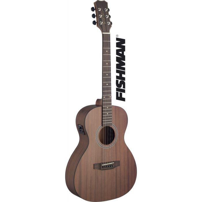 guitare lectro acoustique parlor achat vente guitare. Black Bedroom Furniture Sets. Home Design Ideas