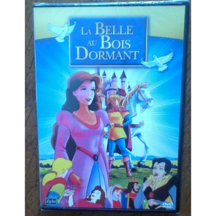 Dvd la belle au bois dormant en dvd dessin anim pas cher cdiscount - Dessin de la belle au bois dormant ...