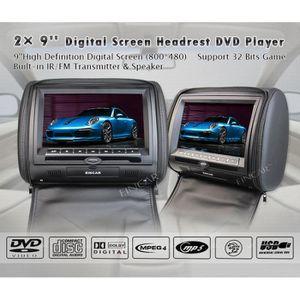 lecteur dvd voiture avec casque achat vente lecteur dvd voiture avec casque pas cher cdiscount. Black Bedroom Furniture Sets. Home Design Ideas