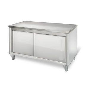 meuble de cuisine porte coulissante - achat / vente meuble de ... - Meuble Cuisine Porte Coulissante