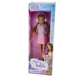 POUPÉE Poupée Violetta : Robe rose pale