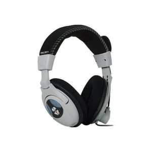 CASQUE - MICRO CONSOLE Turtle Beach Shadow Pour XBOX360-PS3-PS4-PC