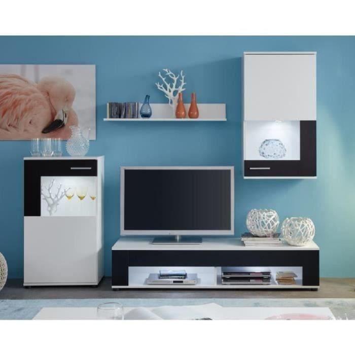 Meuble tv mural achat vente meuble tv mural pas cher les soldes sur cdiscount cdiscount - Meuble tv mural pas cher ...