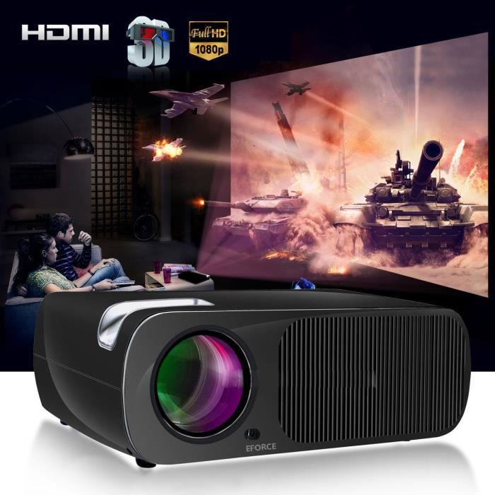 Huihong tv hdmi hd home cinema theater led multim dia Hd home me
