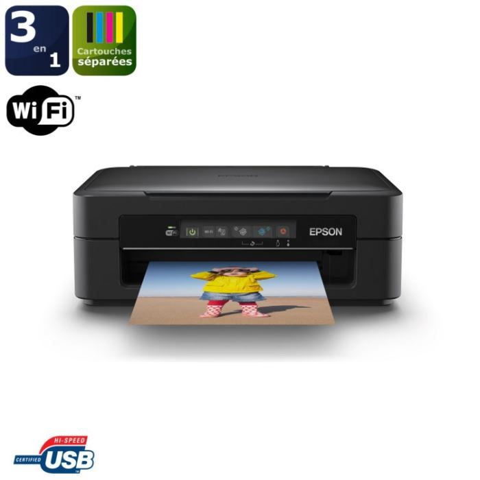 epson multifonction 3 en 1 wifi xp 212 achat vente imprimante epson multifonction xp 212. Black Bedroom Furniture Sets. Home Design Ideas