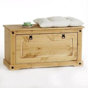 banc d entree achat vente banc d entree pas cher cdiscount. Black Bedroom Furniture Sets. Home Design Ideas