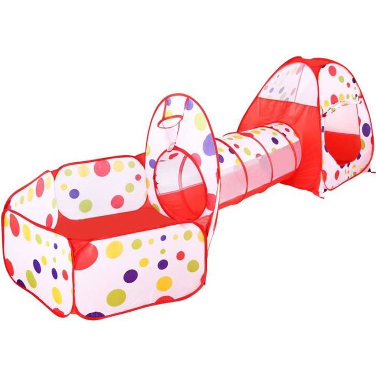 tente de jeu pour enfants b b piscine boules avec. Black Bedroom Furniture Sets. Home Design Ideas