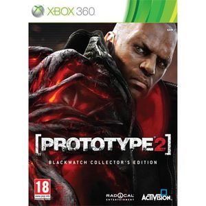 JEUX XBOX 360 PROTOTYPE 2 COLLECTOR / Jeu console XBOX 360