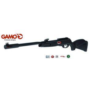 Carabine GAMO BLACK FUSION IGT «MACH 1» cal 4.5