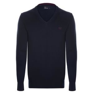PULL Fred Perry Pull Homme V-Neck