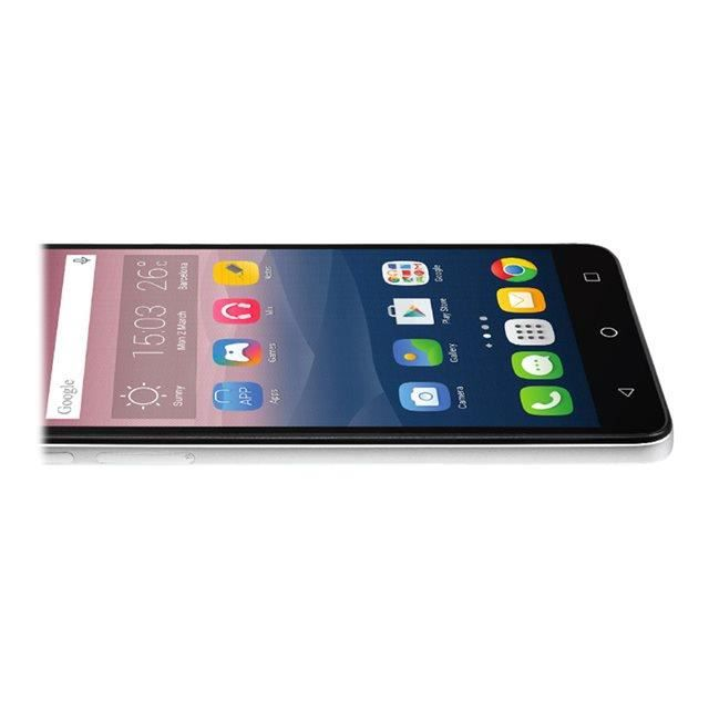gsm alcatel one touch pixi4 6 gris achat smartphone. Black Bedroom Furniture Sets. Home Design Ideas