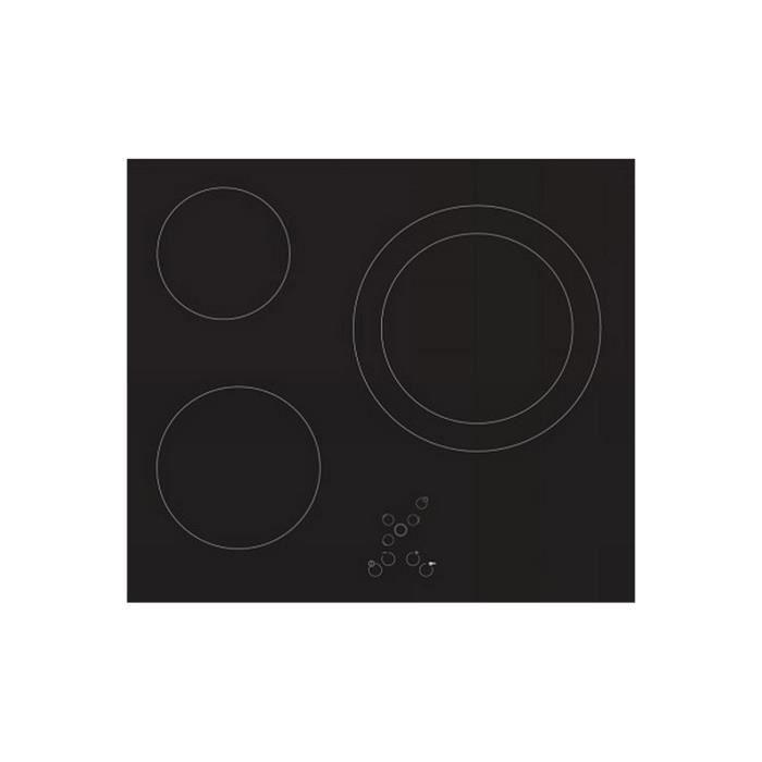 table cuisson vitroceramique sogelux pv131 noire achat vente plaque vitroc ramique cdiscount. Black Bedroom Furniture Sets. Home Design Ideas