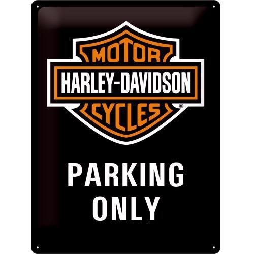 Plaque d immatriculation moto pour harley davidson x cm en
