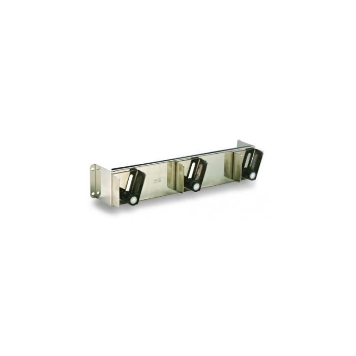 Porte outils inox 3 positions 375mm achat vente repose for Porte ustensile