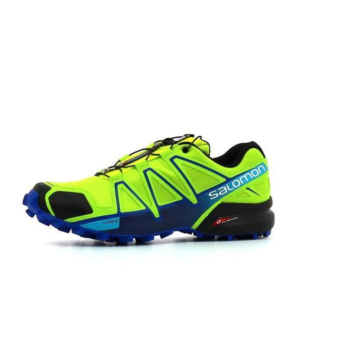 chaussure de trail homme salomon speedcross 4 homme prix pas cher cdiscount. Black Bedroom Furniture Sets. Home Design Ideas