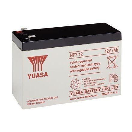 yuasa 48930 batterie chargeur avis et prix pas cher cdiscount. Black Bedroom Furniture Sets. Home Design Ideas