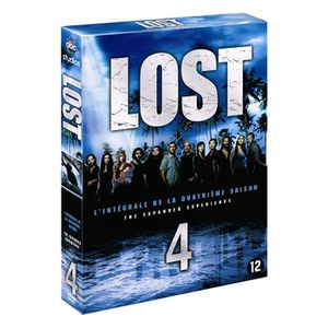DVD SÉRIE LOST SAISON 4