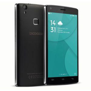 SMARTPHONE DOOGEE X5 MAX PRO, 4g smartphone debloqué, 4000mAh