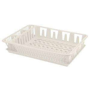 egoutoir vaisselle achat vente egoutoir vaisselle pas cher cdiscount. Black Bedroom Furniture Sets. Home Design Ideas