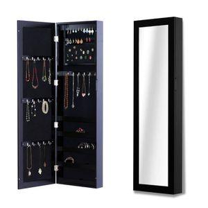 Armoire bijoux achat vente armoire bijoux pas cher cdiscount - Armoire bijoux miroir ...