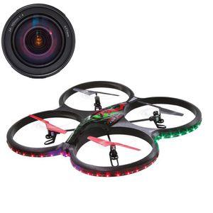 drone avec camera grande autonomie achat vente jeux et jouets pas chers. Black Bedroom Furniture Sets. Home Design Ideas