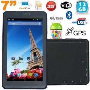 Tablette tactile 3G 7 pouces Dual SIM Android 4…