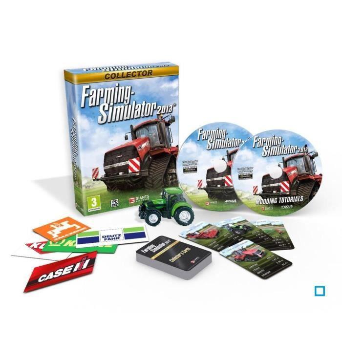 FARMING SIMULATOR 2013 COLLECTOR / PC