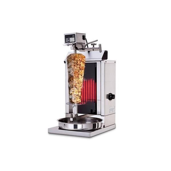Machine kebab gaz 5 kg professionnelle 100 acier 1 for Appareil detartrage dentaire maison