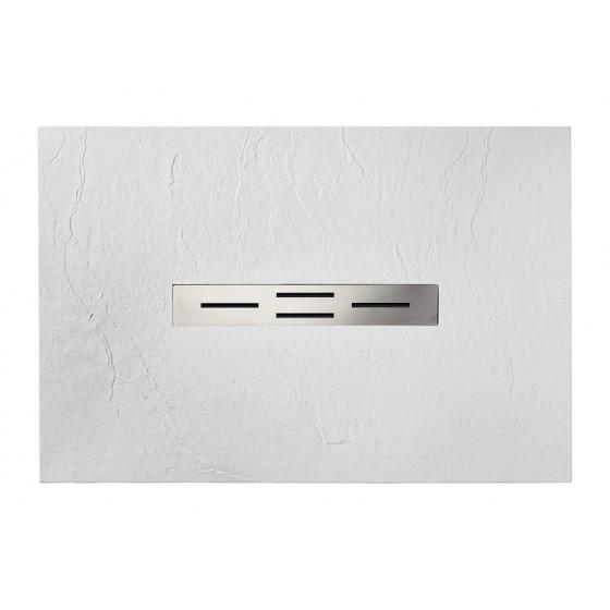 receveur de douche 90x100 cm extra plat blanc ardesia voir description produit achat vente. Black Bedroom Furniture Sets. Home Design Ideas