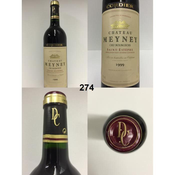 Ch teau meyney 1999 casier 274 achat vente vin for Chateau meyney