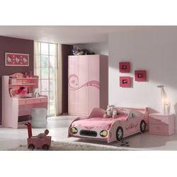 Chambre coucher enfant compl te lucie colori achat vente lit complet - Chambre a coucher cdiscount ...