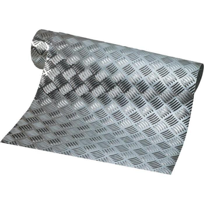 tapis d 233 coratif aluminium achat vente tapis de sol tapis d 233 coratif aluminium cdiscount