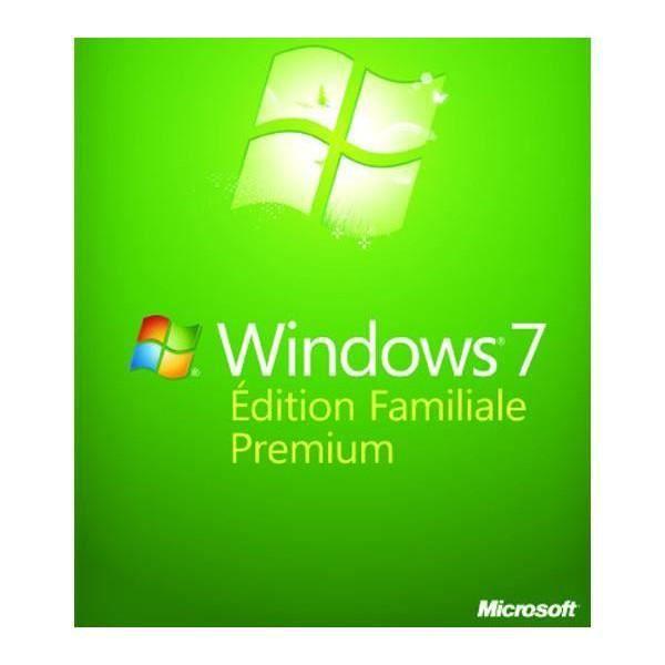 informatique r windows  edition familiale premium bits oem
