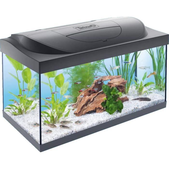 Aquarium 60l achat vente aquarium 60l pas cher les for Aquarium pas cher 50l