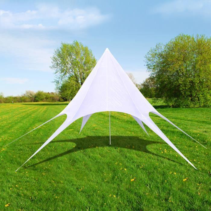 Tente de jardin en forme d'étoile 10 m - Achat / Vente ...