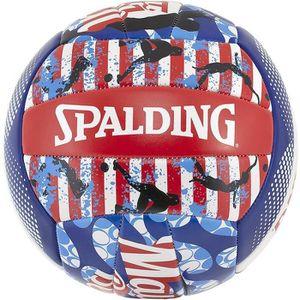 BALLON DE VOLLEY-BALL SPALDING Ballon Beach Volley Malibu