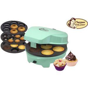 BESTRON ASW238 Appareil ? cupcakes - Jusqu'? 7 en m?me temps - Vert Pastel